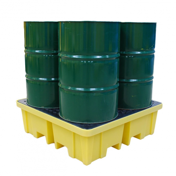 BP4FW_YELLOW-3-600x600 Spill Containment - Plastic Mouldings Northern