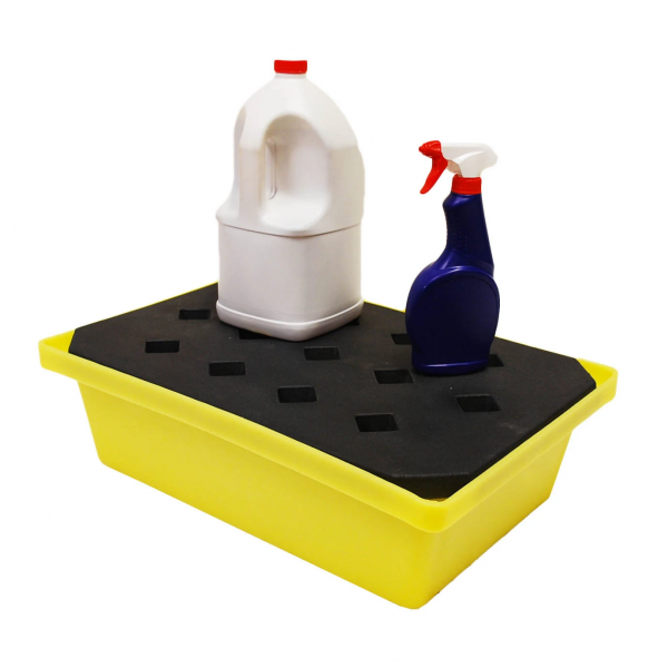 ST20_YELLOW-3 Spill Containment - Plastic Mouldings Northern